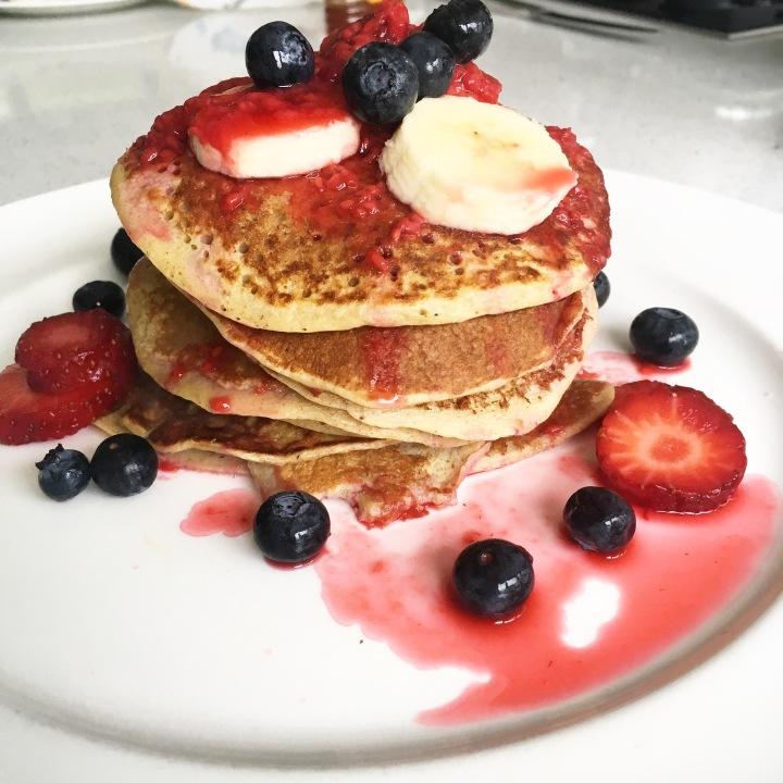 Protein pancake 1